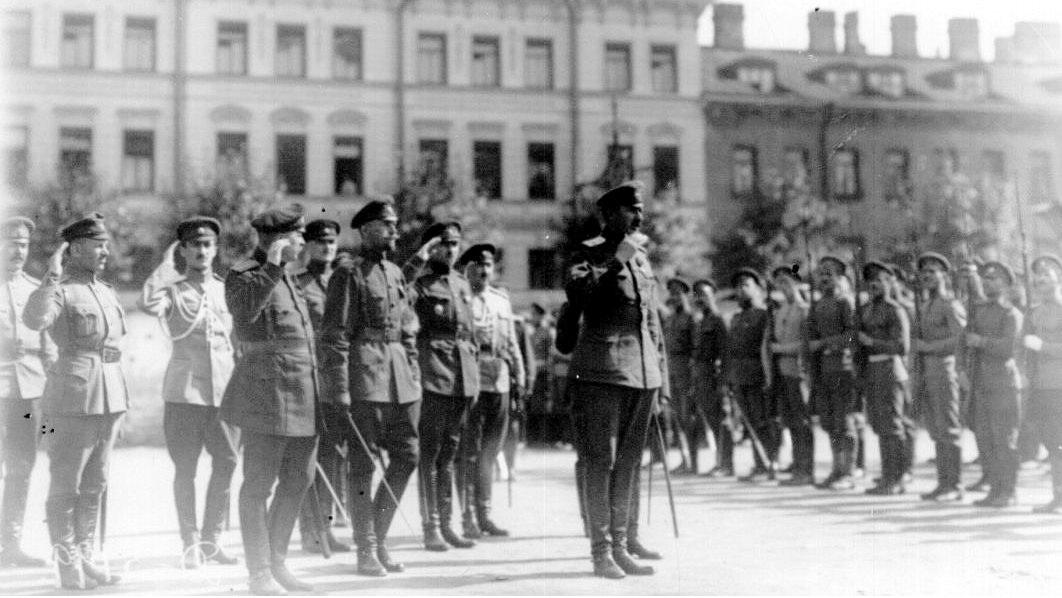 Меня символы мужества и стойкости: история и традиции российской гвардии мне